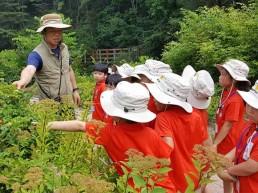 여주 황학산수목원 숲 해설 프로그램